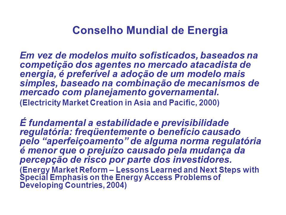 Conselho Mundial de Energia