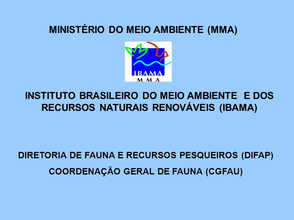 MINISTÉRIO DO MEIO AMBIENTE (MMA)
