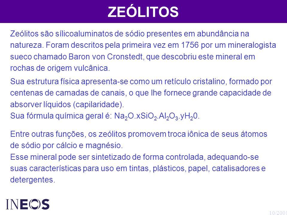 ZEÓLITOS