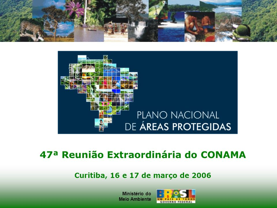 47ª Reunião Extraordinária do CONAMA