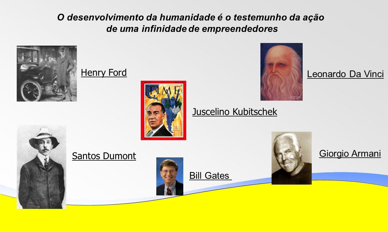O desenvolvimento da humanidade é o testemunho da ação