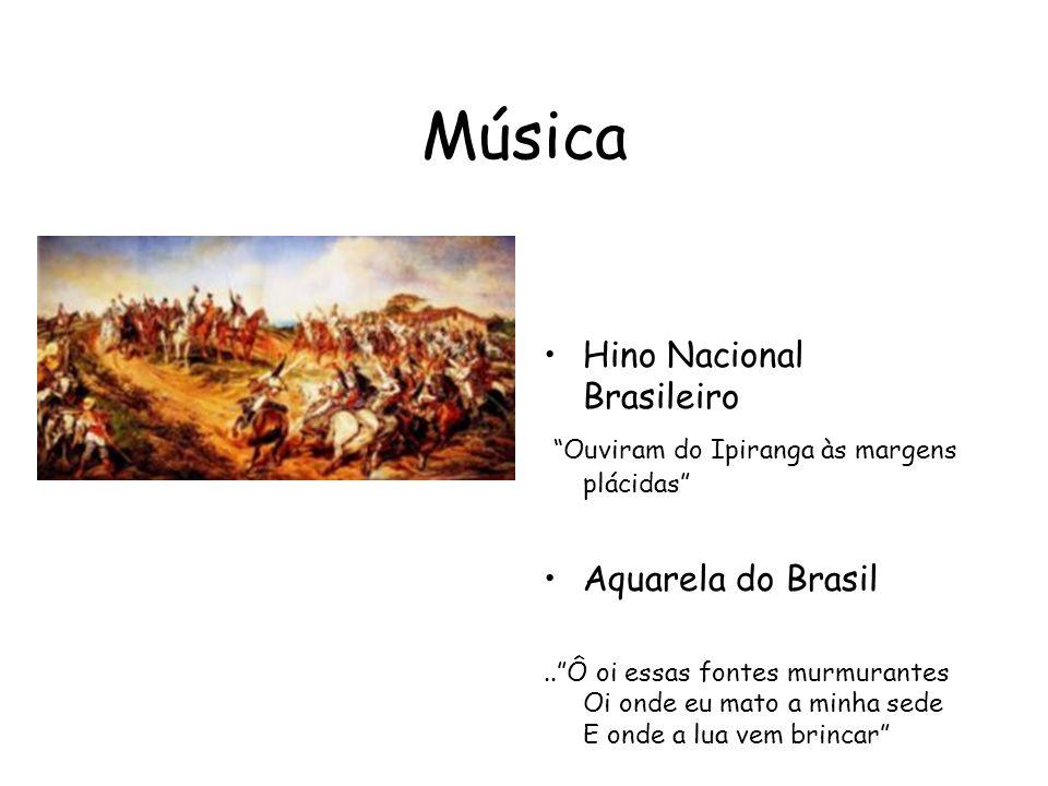 Música Hino Nacional Brasileiro