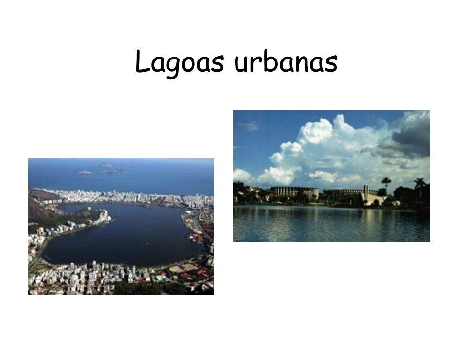 Lagoas urbanas