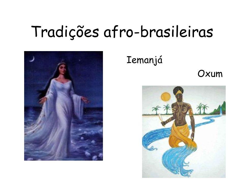 Tradições afro-brasileiras