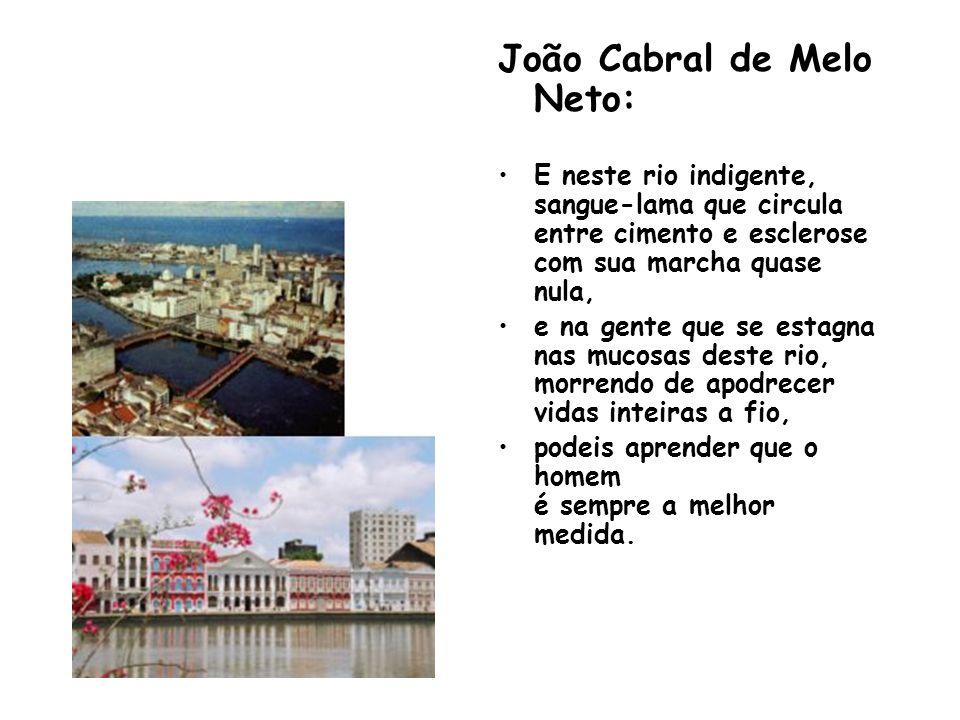 João Cabral de Melo Neto: