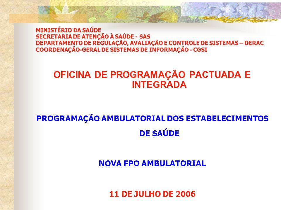 OFICINA DE PROGRAMAÇÃO PACTUADA E INTEGRADA