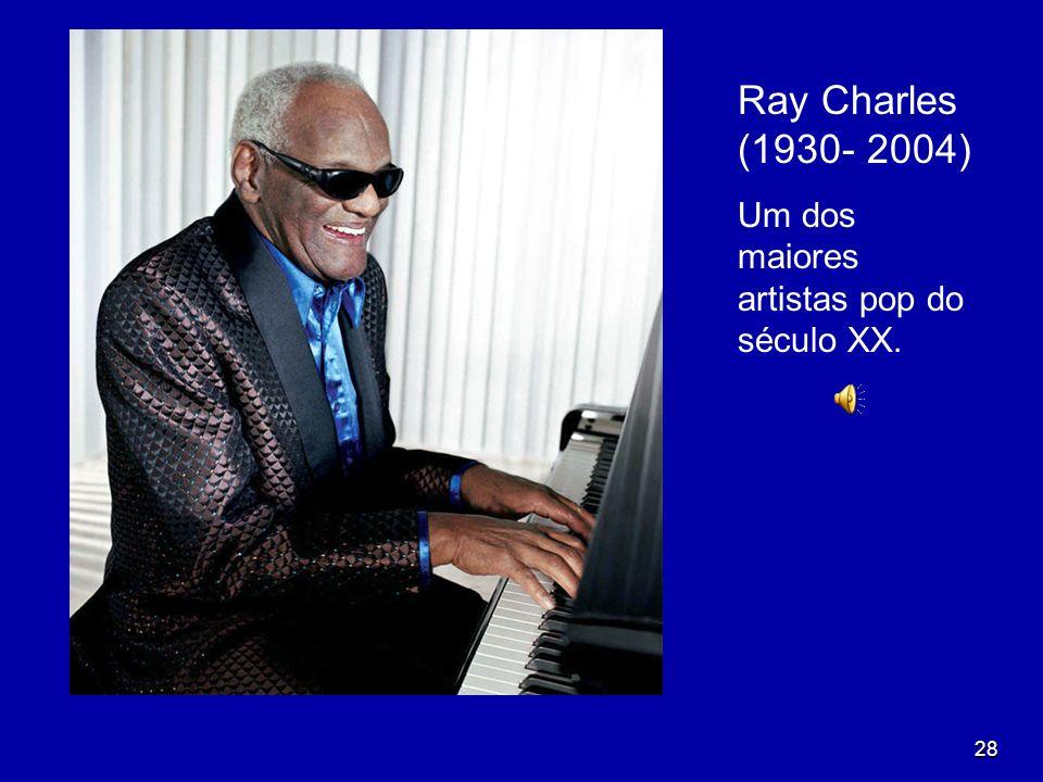 Um dos maiores artistas pop do século XX.
