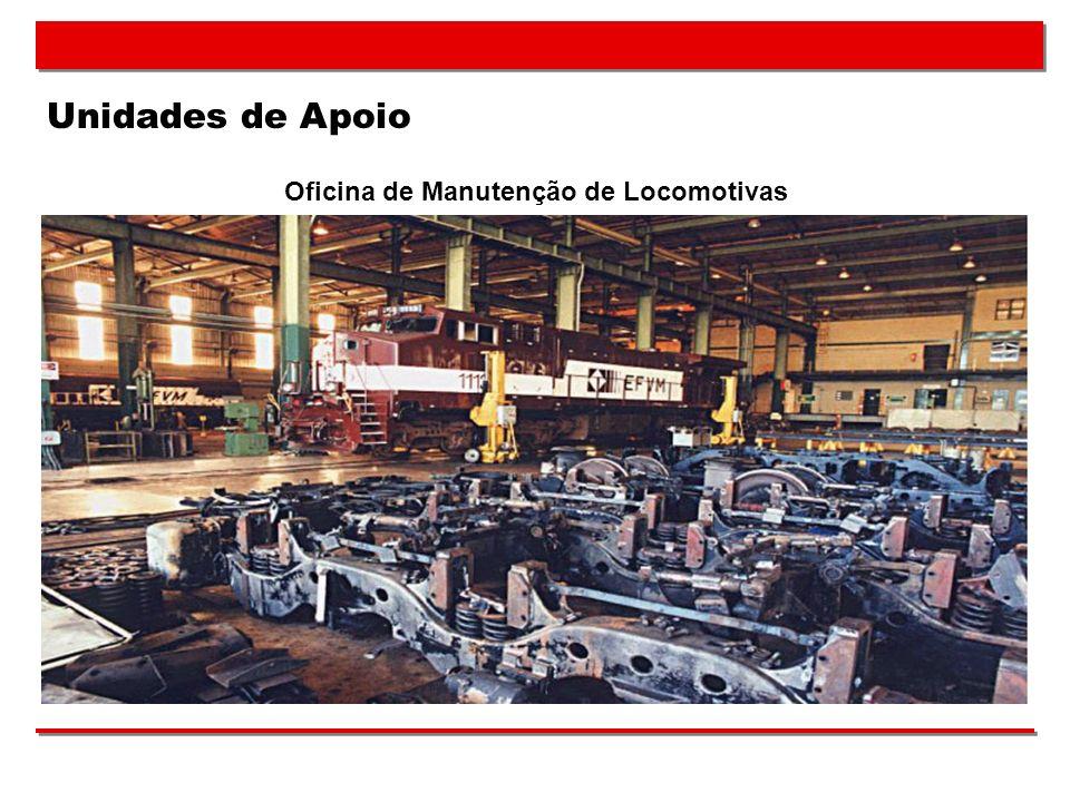 Oficina de Manutenção de Locomotivas