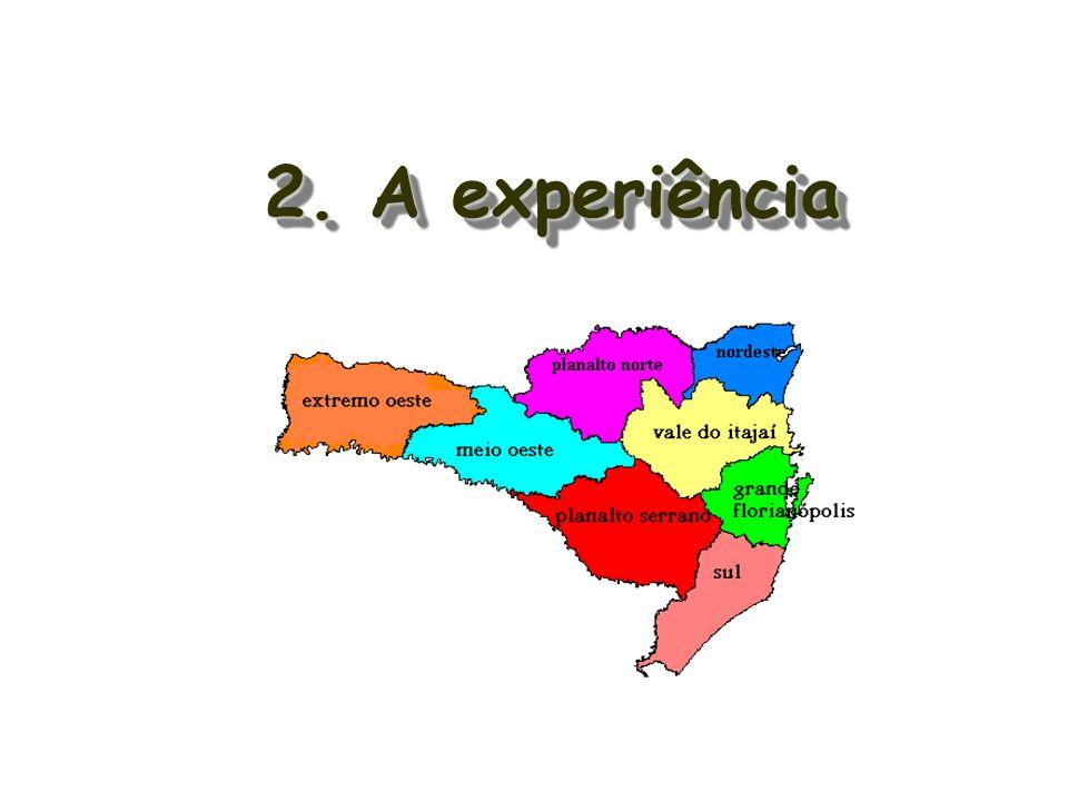 2. A experiência