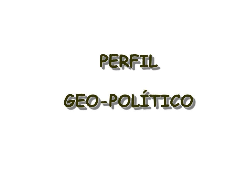 PERFIL GEO-POLÍTICO