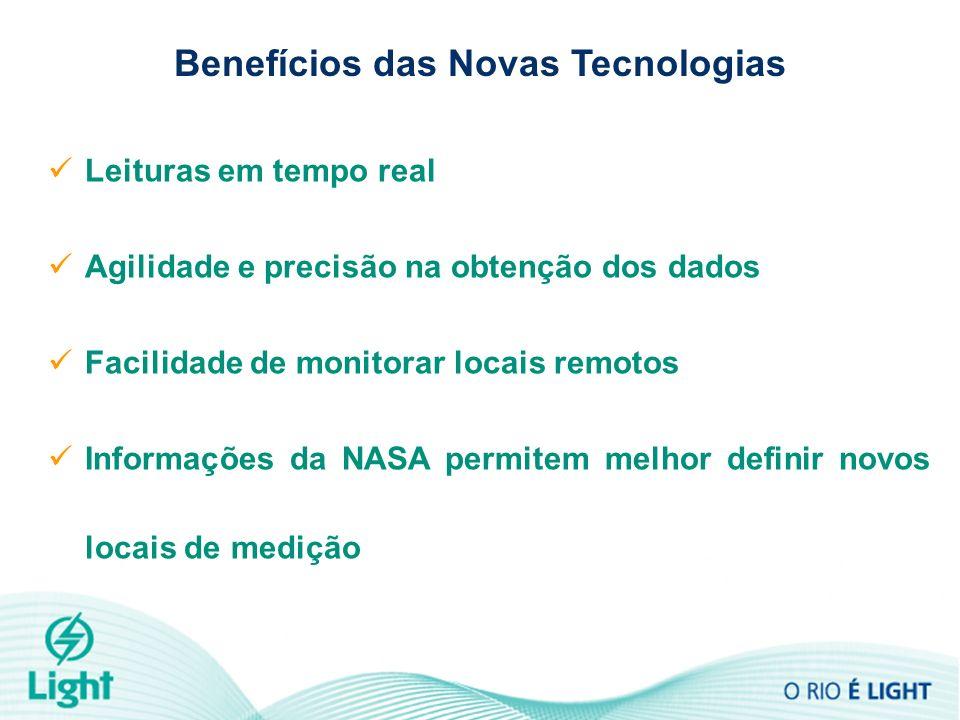 Benefícios das Novas Tecnologias