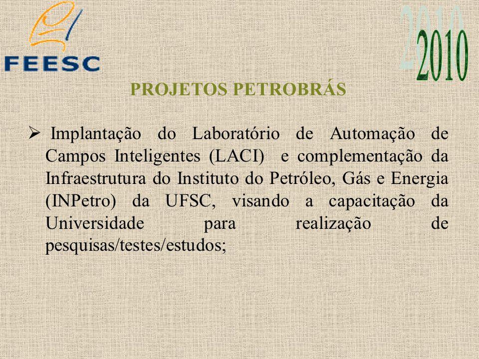 2010 PROJETOS PETROBRÁS.