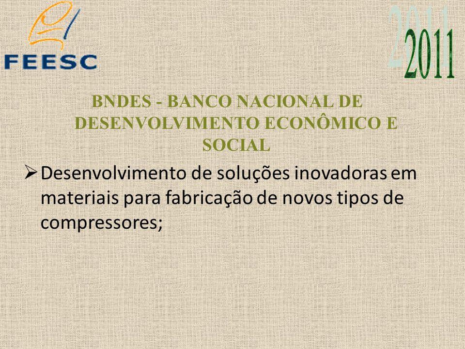 BNDES - BANCO NACIONAL DE DESENVOLVIMENTO ECONÔMICO E SOCIAL