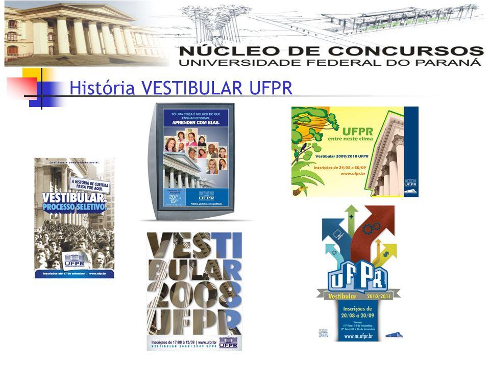História VESTIBULAR UFPR