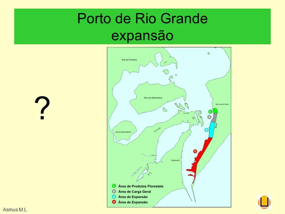 Porto de Rio Grande expansão