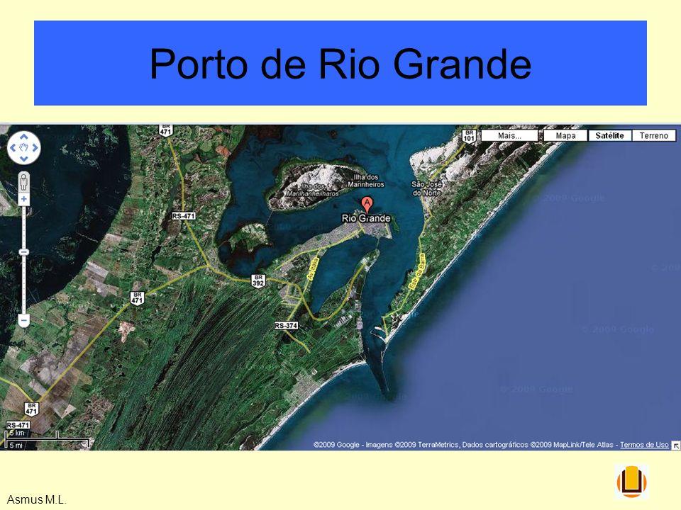 Porto de Rio Grande Asmus M.L.