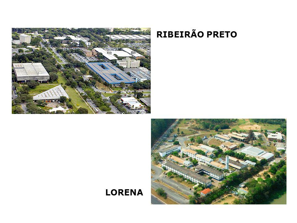 RIBEIRÃO PRETO LORENA