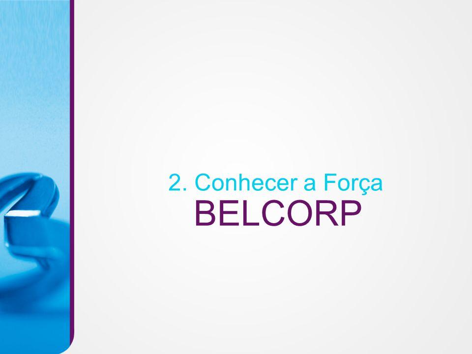 2. Conhecer a Força BELCORP