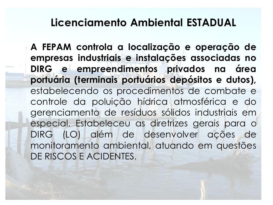 Licenciamento Ambiental ESTADUAL