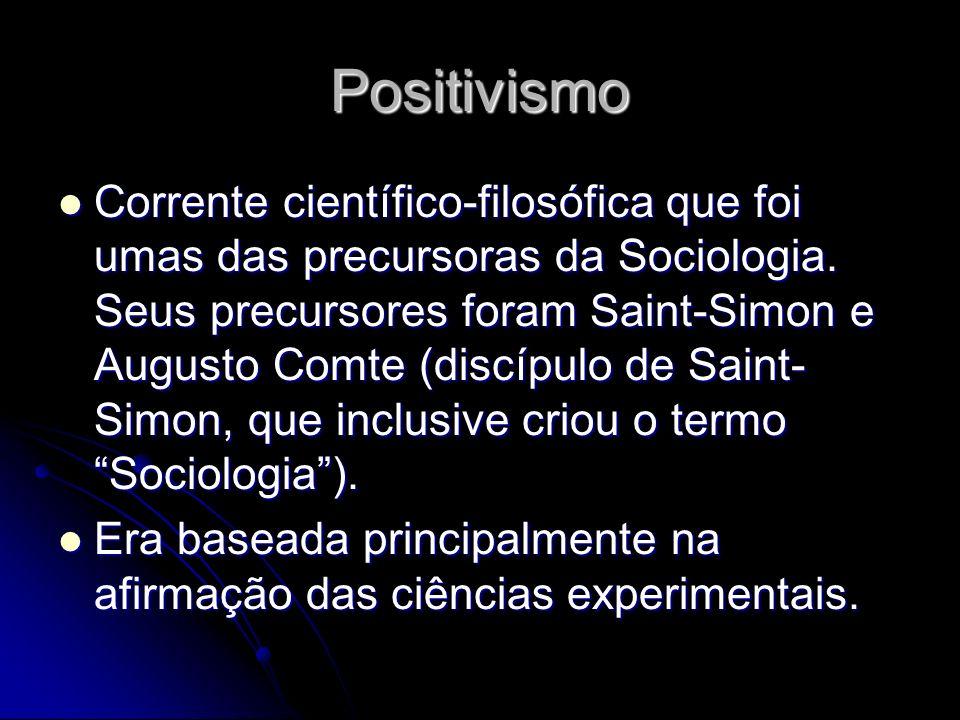 Positivismo
