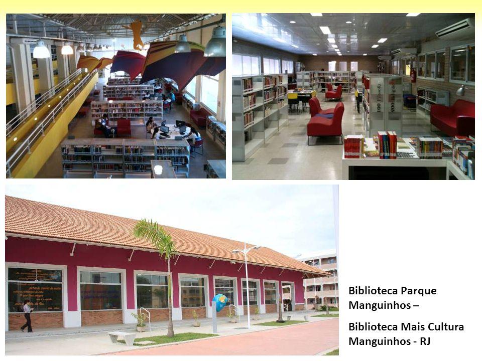 Biblioteca Parque Manguinhos –