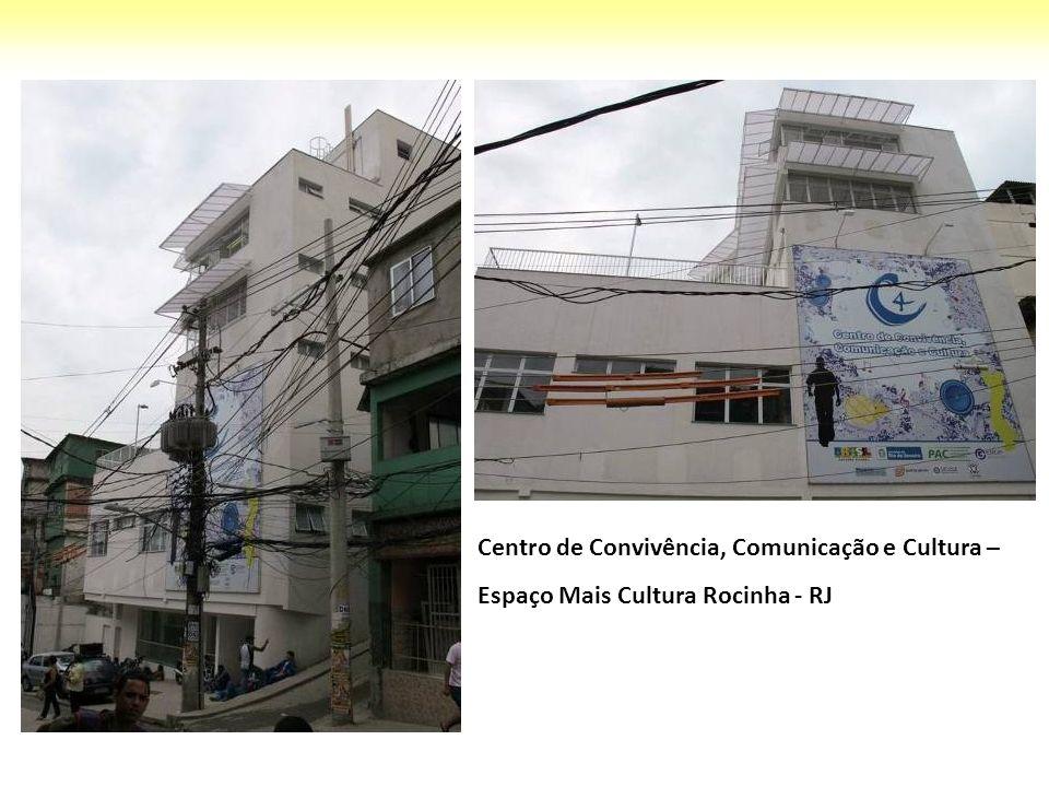 Centro de Convivência, Comunicação e Cultura –