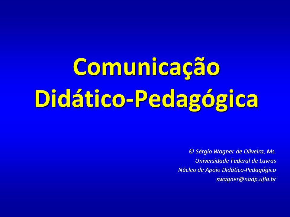 Comunicação Didático-Pedagógica