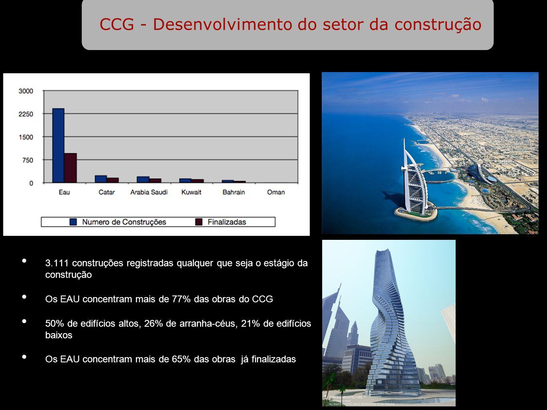 CCG - Desenvolvimento do setor da construção