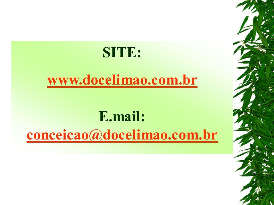 E.mail: conceicao@docelimao.com.br
