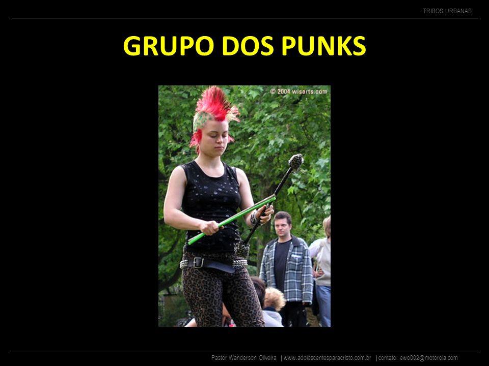 GRUPO DOS PUNKS