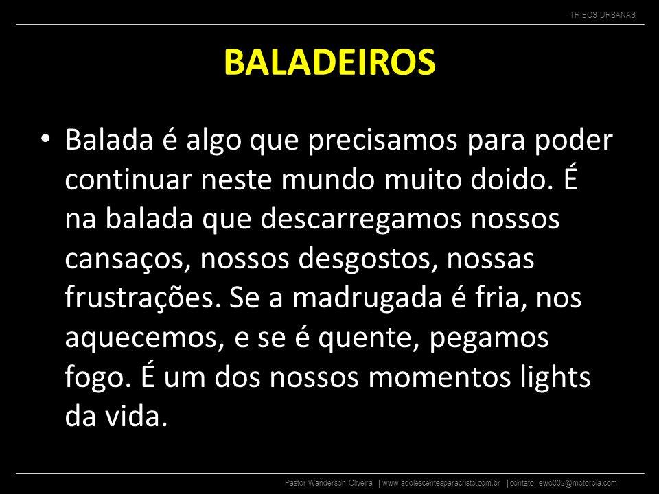 BALADEIROS