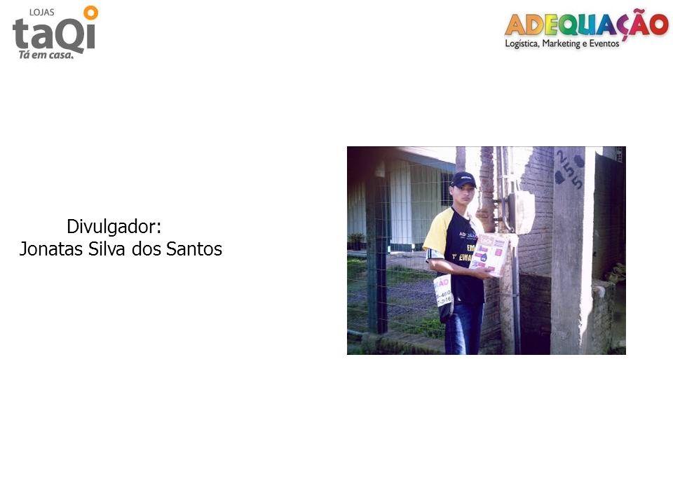Divulgador: Jonatas Silva dos Santos