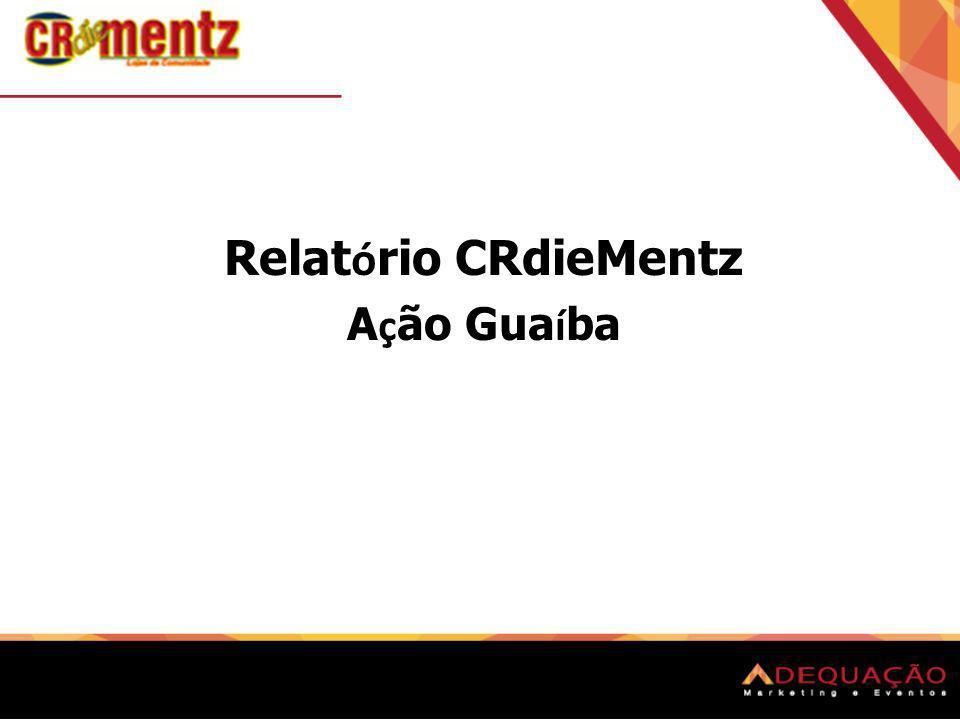 Relatório CRdieMentz Ação Guaíba