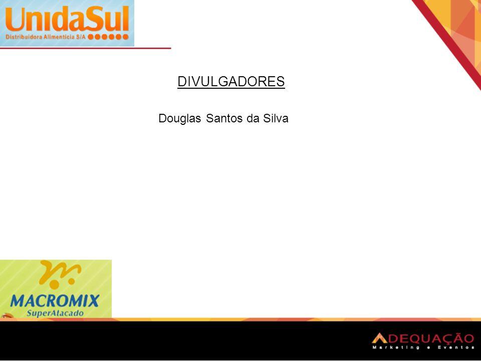 DIVULGADORES Douglas Santos da Silva