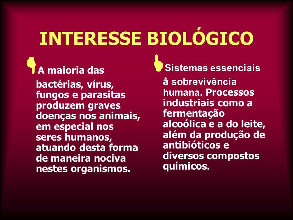 INTERESSE BIOLÓGICO
