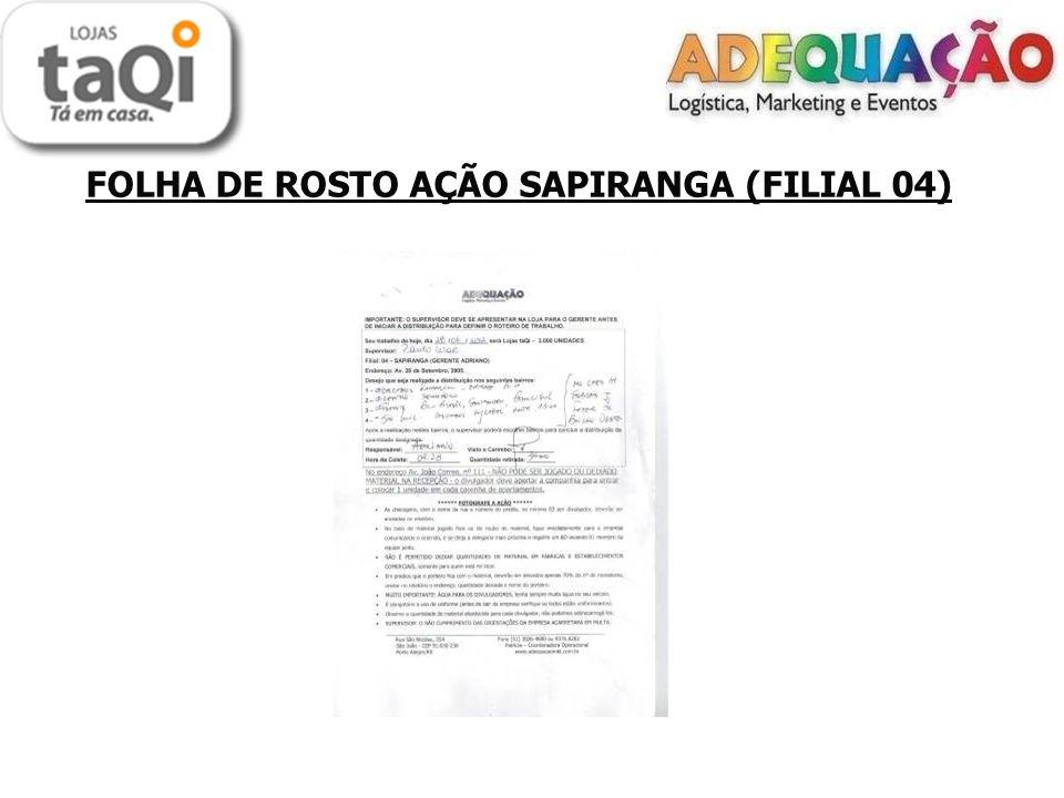 FOLHA DE ROSTO AÇÃO SAPIRANGA (FILIAL 04)