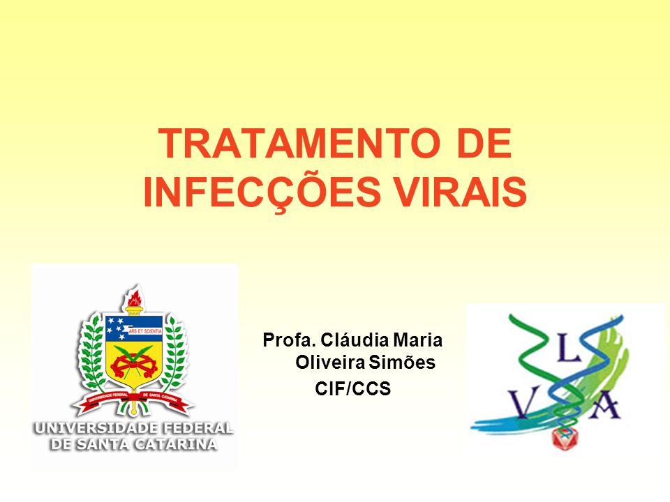 TRATAMENTO DE INFECÇÕES VIRAIS