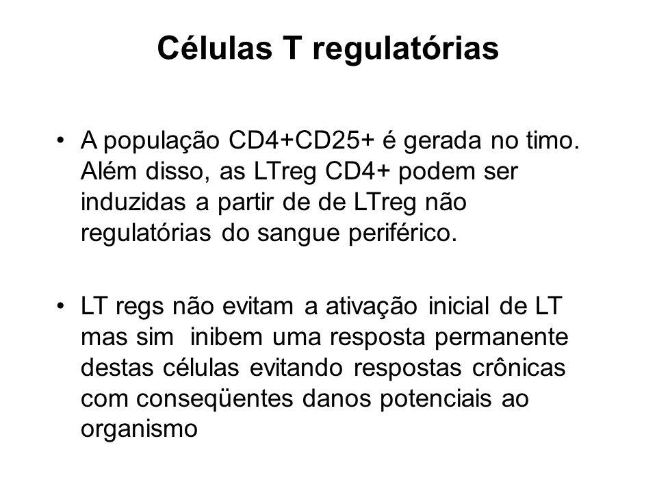 Células T regulatórias