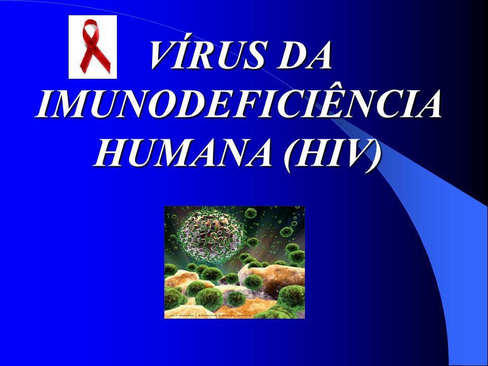 VÍRUS DA IMUNODEFICIÊNCIA HUMANA (HIV)