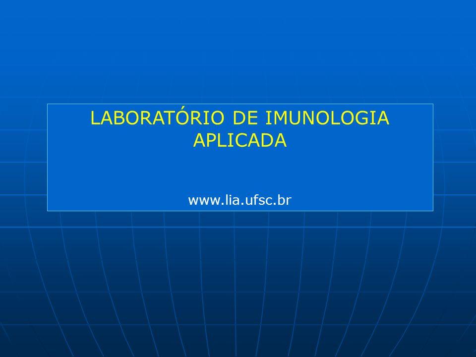 LABORATÓRIO DE IMUNOLOGIA APLICADA