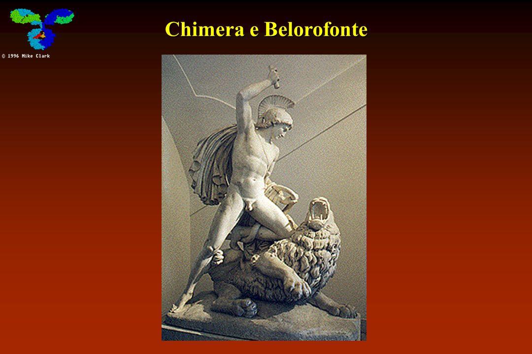Chimera e Belorofonte
