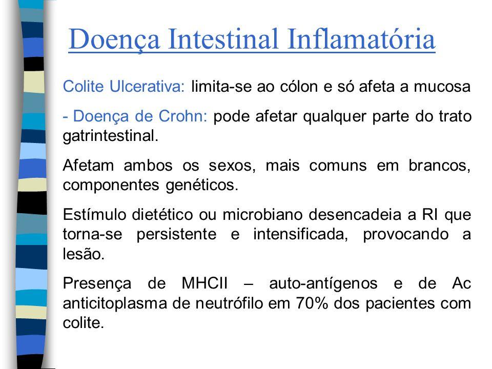 Doença Intestinal Inflamatória