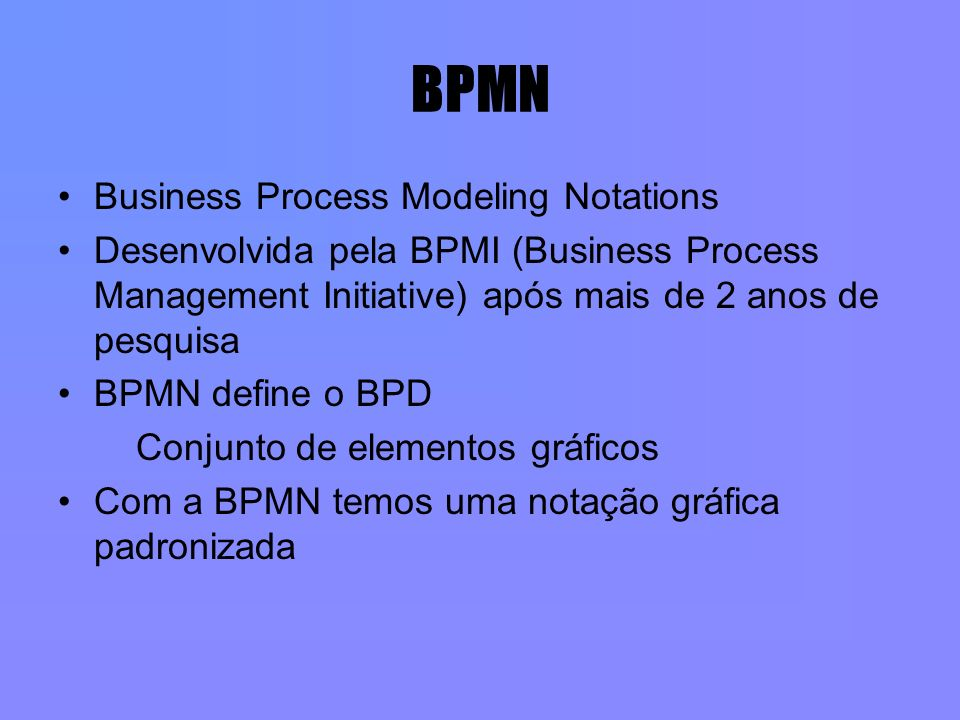 BPMN Business Process Modeling Notations