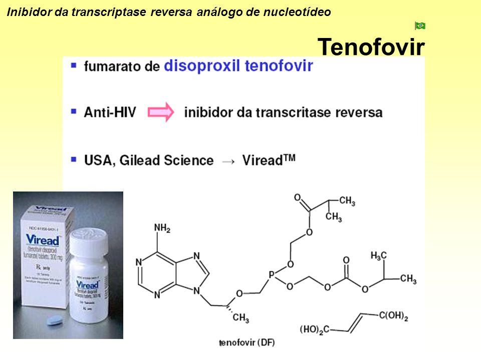 Inibidor da transcriptase reversa análogo de nucleotídeo