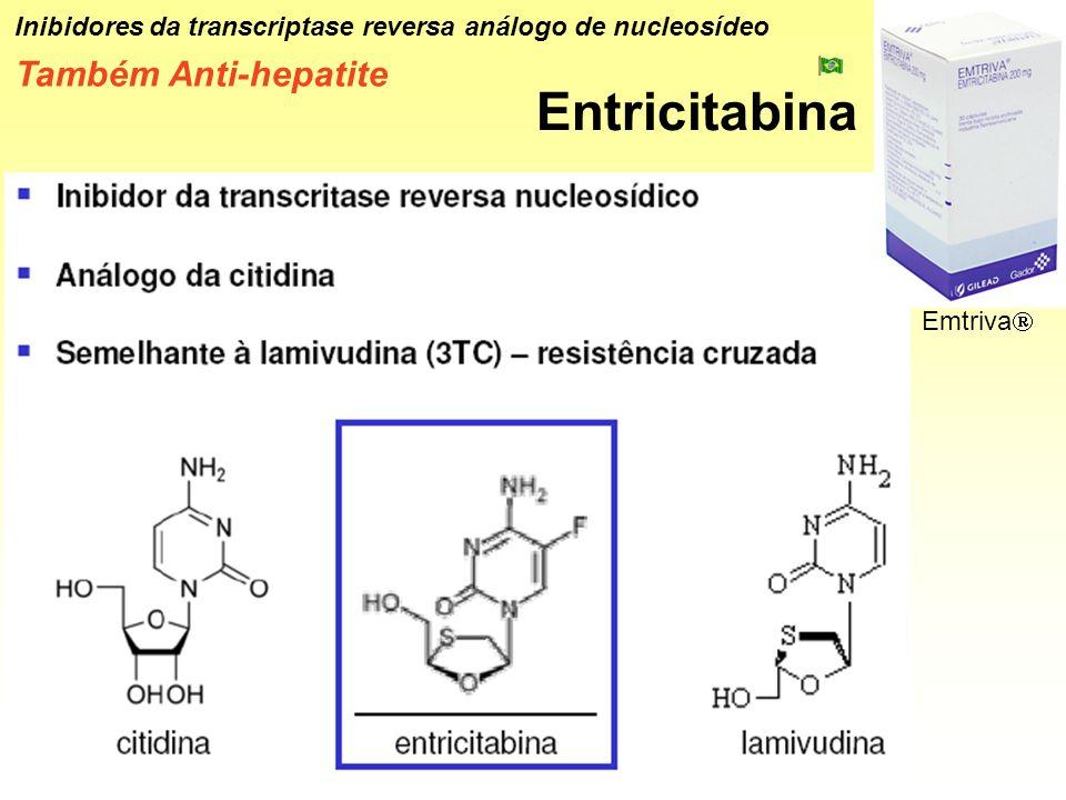 Entricitabina Também Anti-hepatite