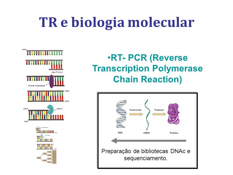 TR e biologia molecular