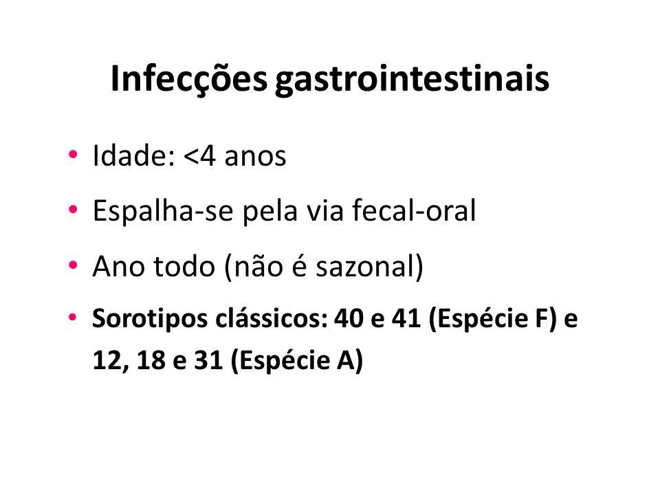 Infecções gastrointestinais
