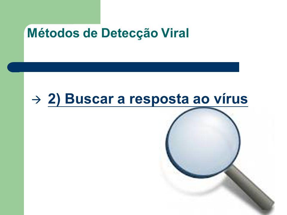 Métodos de Detecção Viral
