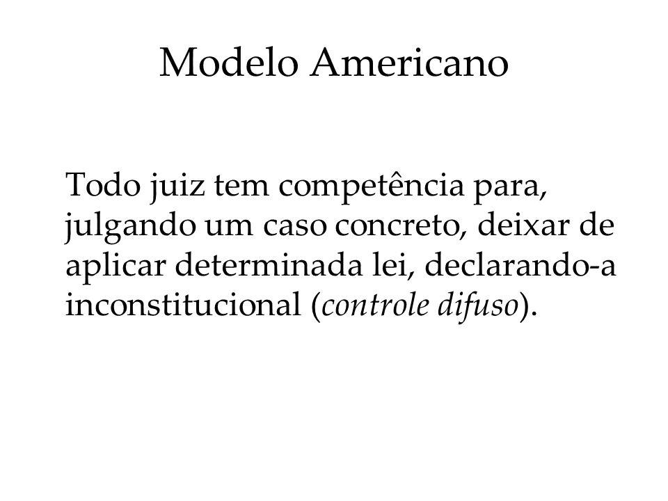 Modelo Americano