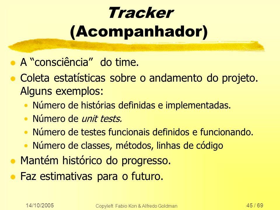 Tracker (Acompanhador)
